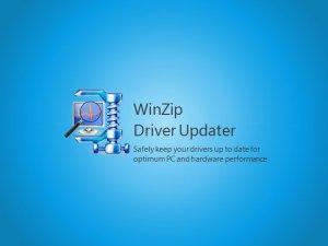 winzip driver updater free activation key