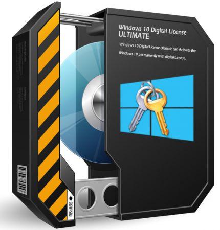 Windows 10 Digital License Ultimate Crack