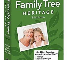 Family Tree Heritage Platinum Crack