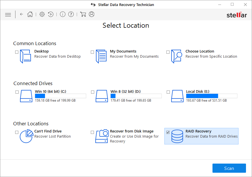 Stellar Data Recovery Technician Crack Serial Key