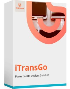 Tenorshare iTransGo Crack