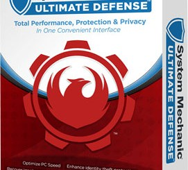 System Mechanic Ultimate Defense Carck