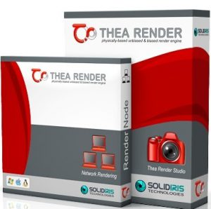 Thea For SketchUp Crack