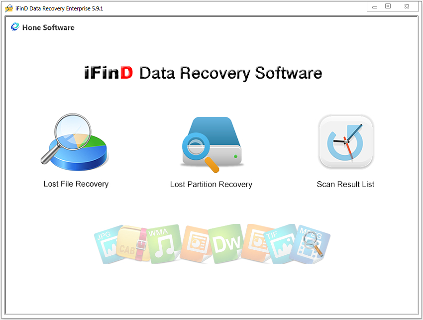 iFind Data Recovery Enterprise Crack Serial key