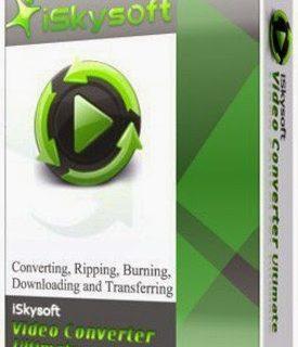 iSkysoft Video Converter Ultimate Crack