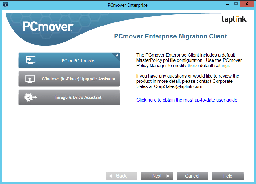PCmover Enterprise Crack patch