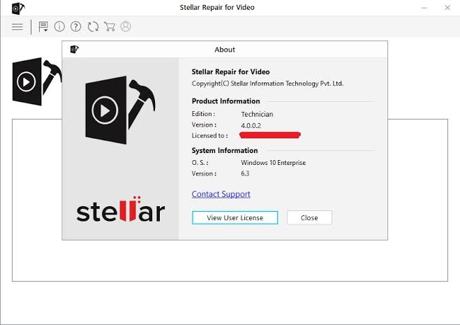 Stellar Repair for Video Crack Serial Key