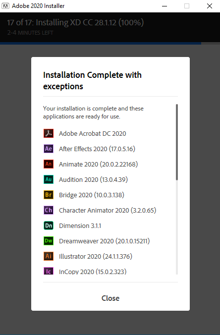Adobe Master Collection CC Crack Serial Key
