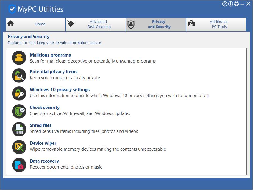 MyPC Utilities Crack Serial Key