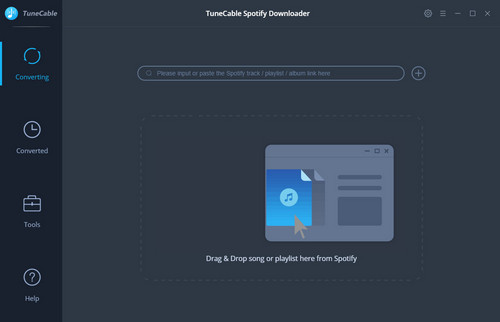 TuneCable Spotify Downloader Crack