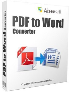 Aiseesoft PDF to Word Converter License Key