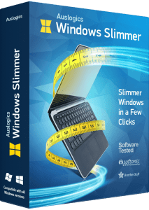 Auslogics Windows Slimmer Professional Crack