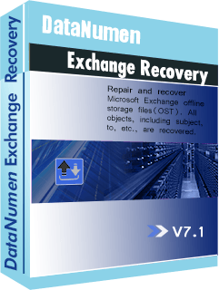 DataNumen Exchange Recovery Crack