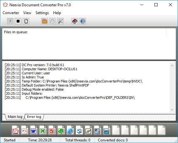 Neevia Document Converter Pro crack serial key