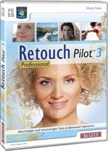 Retouch Pilot rack
