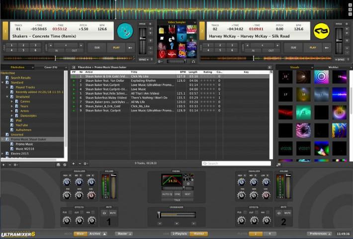 UltraMixer Pro Entertain Serial Key