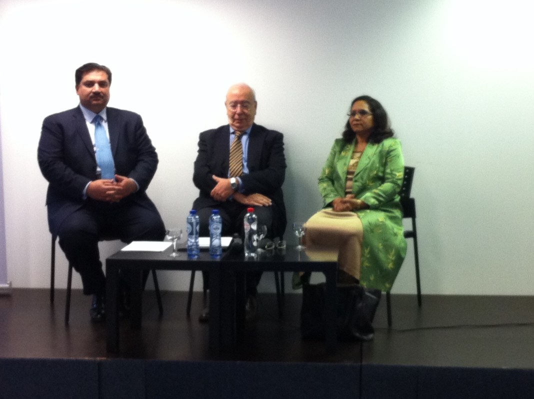 """, EIAS event """"Pakistan's changing reality: an opportunity for peace and development"""""""