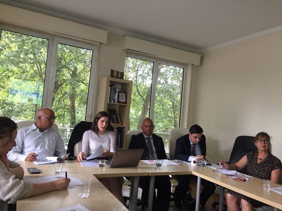 , SADF Round Table: Presentation of SADF Policy Brief 7 on persecution of Christians in Pakistan