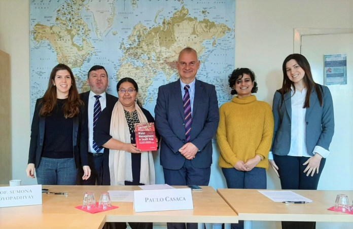 , SADF launches new book on 'Water Management in South Asia'