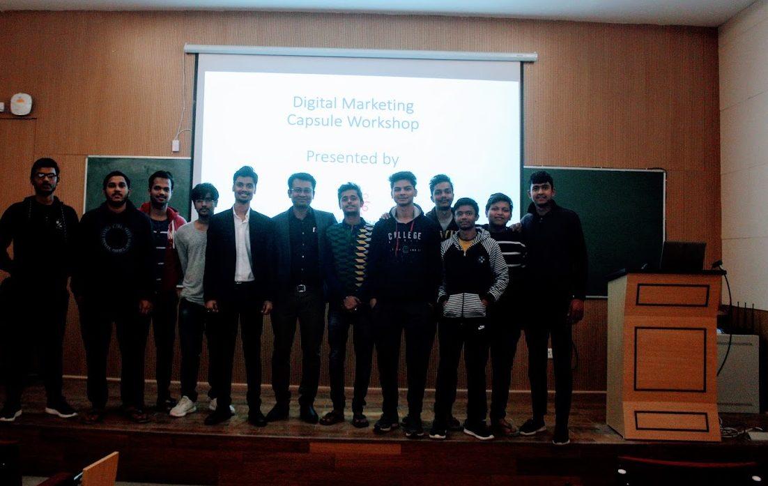 Digital Marketing Trainer