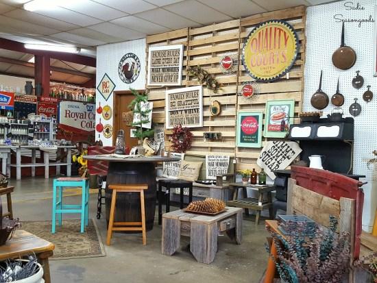 Shopping in Blue Ridge GA at 3 Monkeys Home Accents for things to do Blue Ridge GA by Sadie Seasongoods