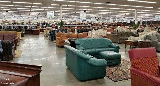 TROSA thrift store in Durham NC and Trosa Thrift is one of the best thrift stores Durham NC by Sadie Seasongoods