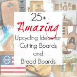 Amazing Upcycling Ideas For Cutting Boards And Wooden Bread Boards