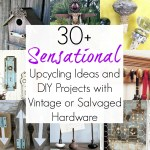 Upcycling Ideas for Vintage Hardware
