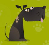 Snooty Paws mascot