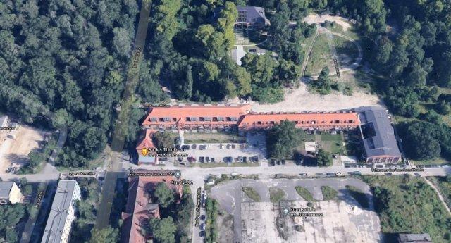 Rote Kaserne - Fritz von der Lancken