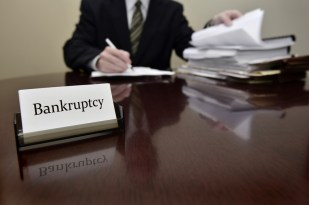 Bankruptcy Law and contracctors