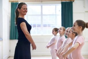 Dance Instructor insurance