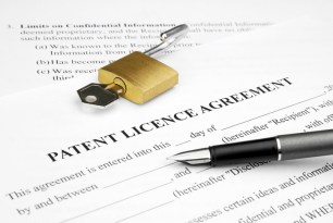 Patent agent insurance