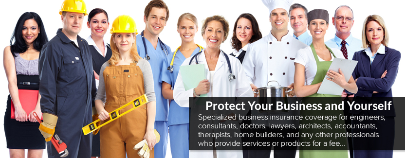 Professional Liability (E&O) Insurance Quotes & Coverage