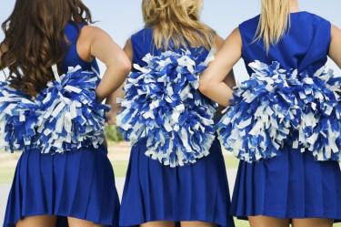 Cheerleading insurance