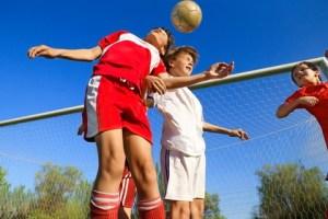 soccer headball