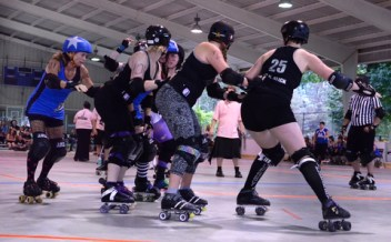 Roller derby accident insurance