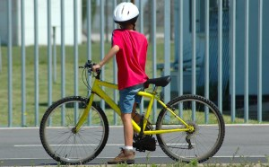 Bicycle death rate
