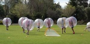 Insurance for Bubble Soccer