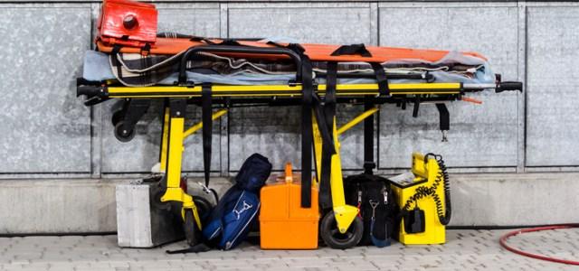 Common sports emergencies