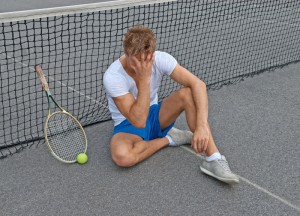 Losing athletes