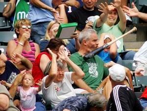 Spectator Injuries
