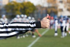 Youth football insurance