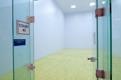 Racquetball insurance