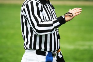 General liability insurance for sports officials