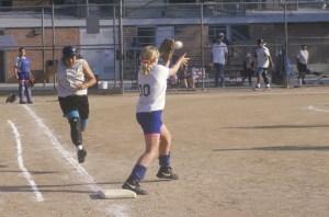 Title IX and softball