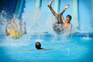 Waterpark insurance