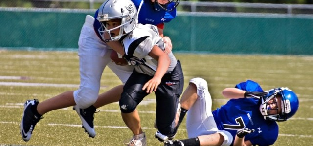 Youth tackle football