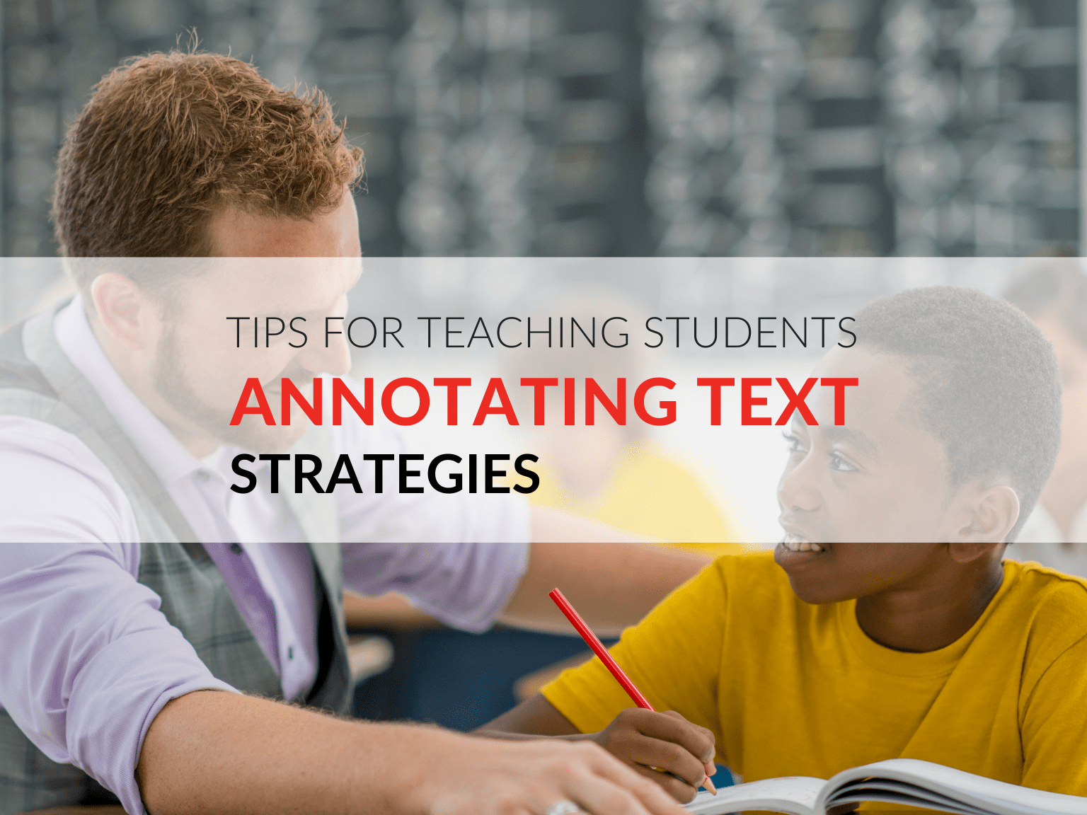 hight resolution of Annotating Text Strategies That Will Enhance Close Reading Printable  Resources