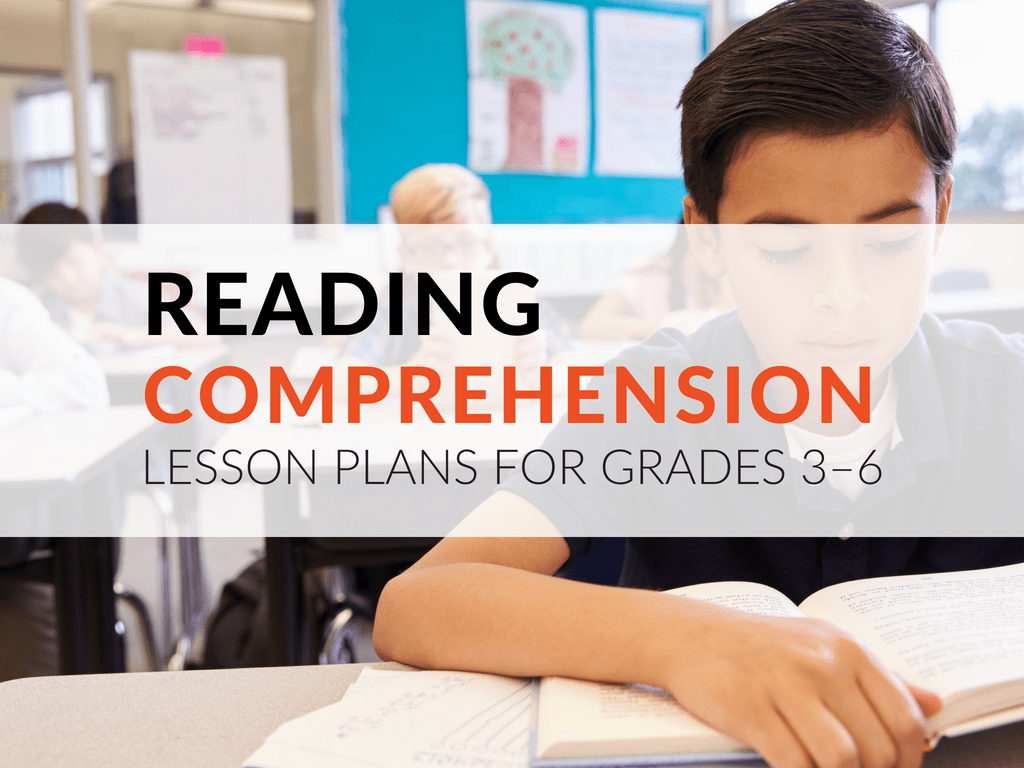 medium resolution of Printable Reading Comprehension Lesson Plans for Grades 3–6